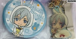 [Pre-owned] IDOLiSH7 Badge and YuraYura Clip (Yotsuba Tamaki)