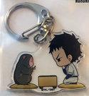 [Pre-owned]-Ace-of-Diamond-Acrylic-Keychain-(Yuuki-Tetsuya)