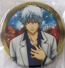 [Pre-owned] Gintama Badge (Sakata Gintoki)