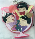 [Pre-owned] Osomatsu-san Rubber Strap (Group)