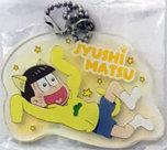 Osomatsu-san Acrylic Mascot (Jyushimatsu) [Pre-owned]