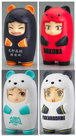 Haikyuu!! Karasuno High VS Shiratorizawa Academy Nendoroid More Face Parts Case