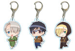 Yuri!!! on Ice Tekutoko Acrylic Keychain Part 2