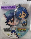 [Pre-Owned]-Yowamushi-Pedal-Strap-and-Coaster-(Manami-Sangaku)