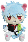 Gintama Cat Series Plush (Gintoki)