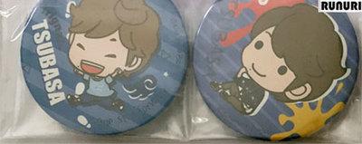 [Pre-owned] Badge Set (Tsubasa Yonaga)