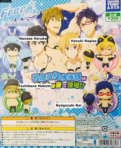 Free! -Eternal Summer- Kigurumi Mascot