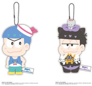 Osomatsu-san-x-SANRIO-CHARACTERS-Mini-Plush-Mascot