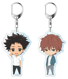 Welcome to the Ballroom Original Illustration Acrylic Keychain