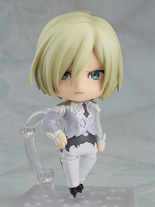 Yuri!!!-on-Ice-Nendoroid-(Yuri-Plisetsky)